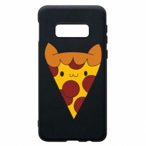 Etui na Samsung S10e Pizza cat