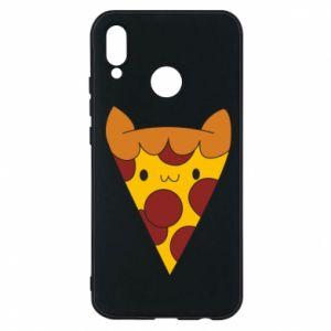 Etui na Huawei P20 Lite Pizza cat