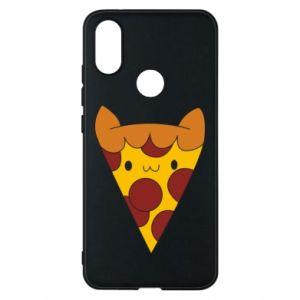 Etui na Xiaomi Mi A2 Pizza cat