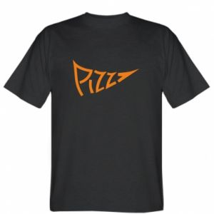 Koszulka Pizza inscription
