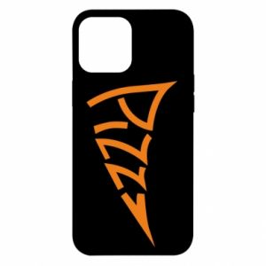 Etui na iPhone 12 Pro Max Pizza inscription