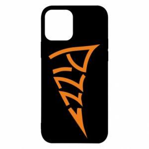 Etui na iPhone 12/12 Pro Pizza inscription