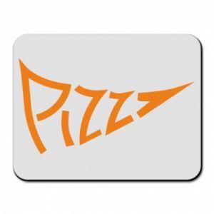 Podkładka pod mysz Pizza inscription