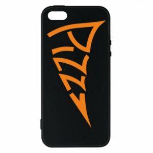 Etui na iPhone 5/5S/SE Pizza inscription