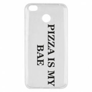 Xiaomi Redmi 4X Case PIZZA IS MY BAE