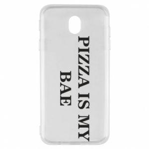 Samsung J7 2017 Case PIZZA IS MY BAE