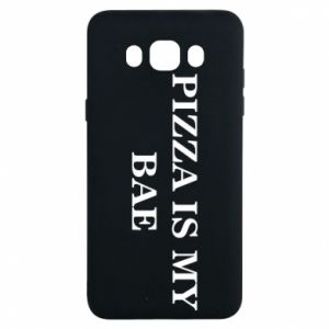 Samsung J7 2016 Case PIZZA IS MY BAE