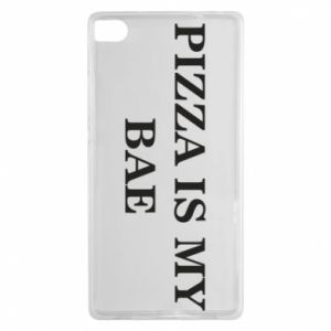 Huawei P8 Case PIZZA IS MY BAE