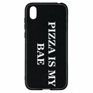Huawei Y5 2019 Case PIZZA IS MY BAE