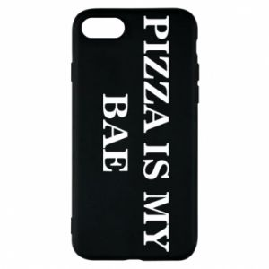 Phone case for iPhone 7 PIZZA IS MY BAE