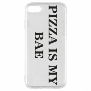 Phone case for iPhone 8 PIZZA IS MY BAE