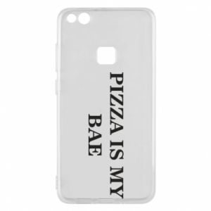 Phone case for Huawei P10 Lite PIZZA IS MY BAE
