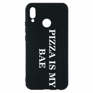 Phone case for Huawei P20 Lite PIZZA IS MY BAE