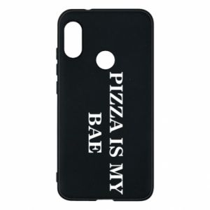 Phone case for Mi A2 Lite PIZZA IS MY BAE