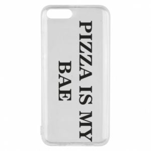 Phone case for Xiaomi Mi6 PIZZA IS MY BAE
