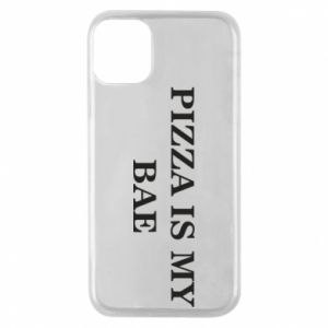 Phone case for iPhone 11 Pro PIZZA IS MY BAE