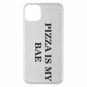 Phone case for iPhone 11 Pro Max PIZZA IS MY BAE