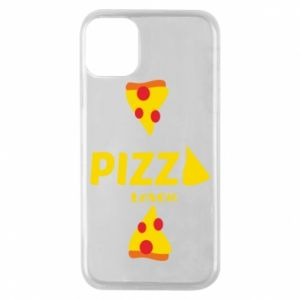 Etui na iPhone 11 Pro Pizza lover