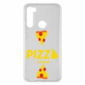 Etui na Xiaomi Redmi Note 8 Pizza lover