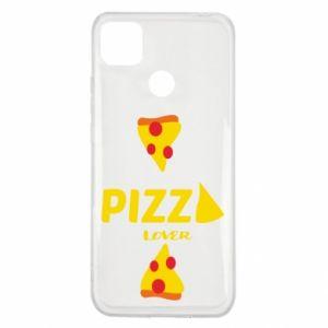 Etui na Xiaomi Redmi 9c Pizza lover