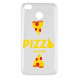 Etui na Xiaomi Redmi 4X Pizza lover