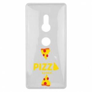 Etui na Sony Xperia XZ2 Pizza lover