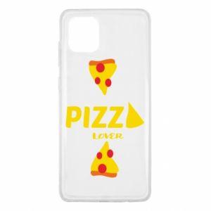 Etui na Samsung Note 10 Lite Pizza lover