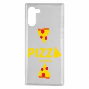 Etui na Samsung Note 10 Pizza lover