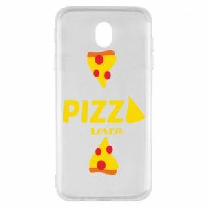 Etui na Samsung J7 2017 Pizza lover