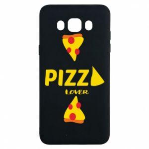Etui na Samsung J7 2016 Pizza lover
