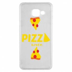 Etui na Samsung A3 2016 Pizza lover