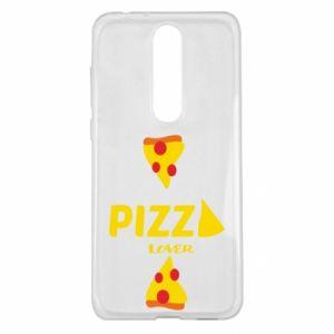 Etui na Nokia 5.1 Plus Pizza lover