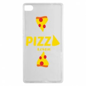 Etui na Huawei P8 Pizza lover