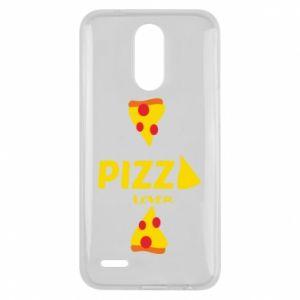 Etui na Lg K10 2017 Pizza lover