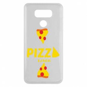 Etui na LG G6 Pizza lover