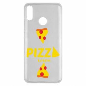 Etui na Huawei Y9 2019 Pizza lover