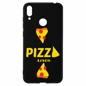 Etui na Huawei Y7 2019 Pizza lover
