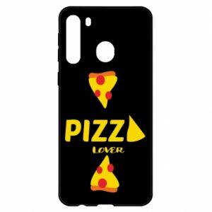 Etui na Samsung A21 Pizza lover