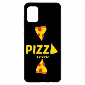 Etui na Samsung A31 Pizza lover