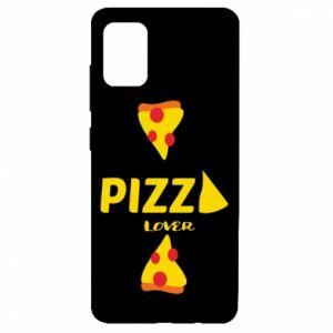 Etui na Samsung A51 Pizza lover