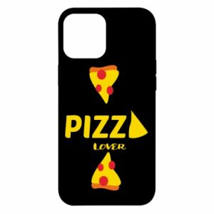 Etui na iPhone 12 Pro Max Pizza lover
