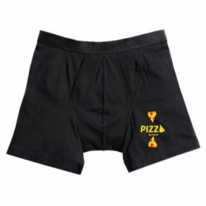 Bokserki męskie Pizza lover