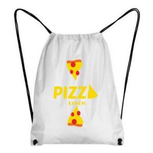 Plecak-worek Pizza lover