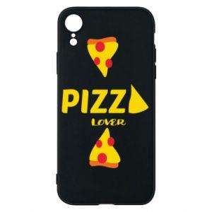 Etui na iPhone XR Pizza lover