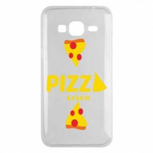 Etui na Samsung J3 2016 Pizza lover