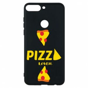 Etui na Huawei Y7 Prime 2018 Pizza lover