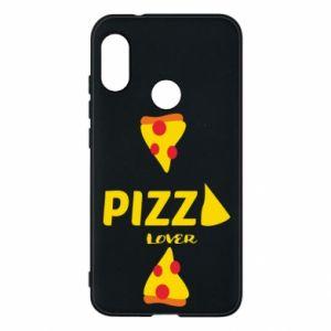 Etui na Mi A2 Lite Pizza lover