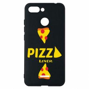 Etui na Xiaomi Redmi 6 Pizza lover