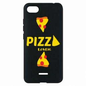 Etui na Xiaomi Redmi 6A Pizza lover
