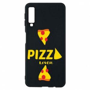 Etui na Samsung A7 2018 Pizza lover